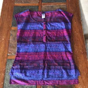 Patagonia blouse